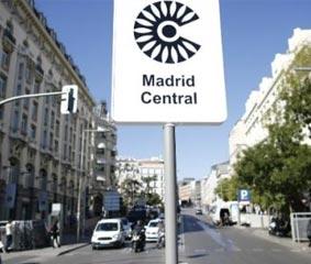 El Ayuntamiento de Madrid amplía un año más el acceso de los vehículos DUM