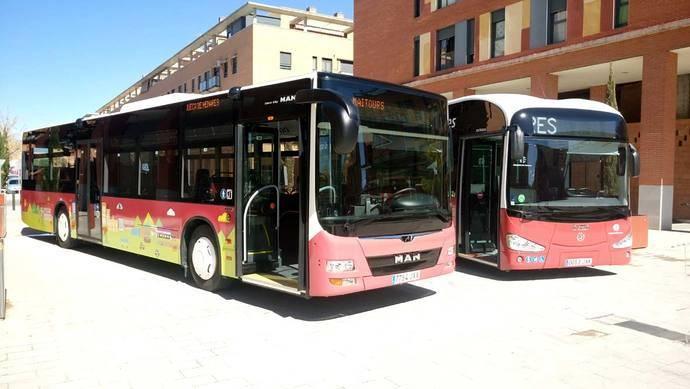 Azuqueca de Henares y Maitours renuevan y amplían su servicio urbano