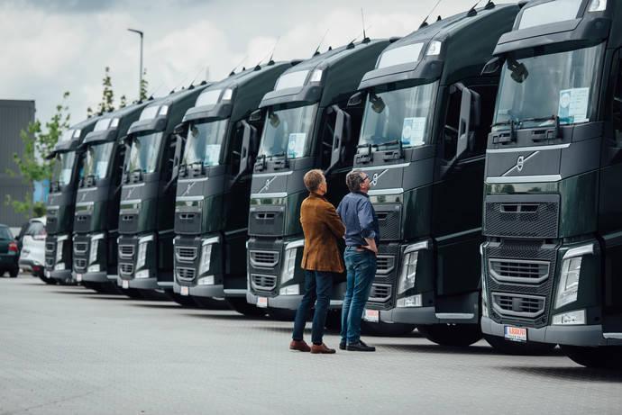 Arrow Truck Sales Europe abre sus puertas oficialmente