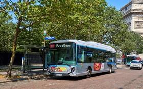Iveco Bus lidera el mercado en Francia con 1.112 unidades