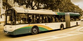 Los buses de Pamplona crecen 4,31% en 2016 en el número de viajes