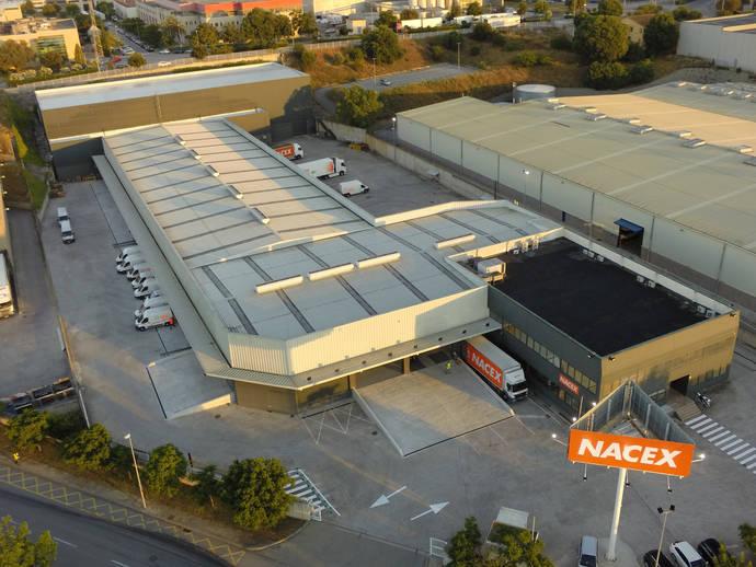 Nacex abre una nueva plataforma en Barberà del Vallès de sustitución