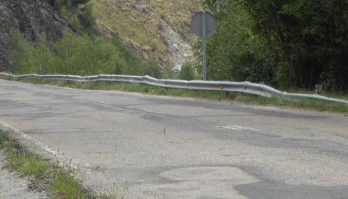 Las barreras de seguridad de las carreteras, bajo lupa