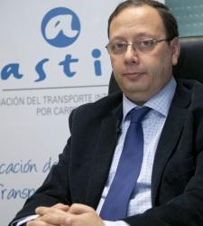 Marcos Basante, presidente de Astic