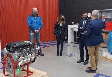 BeGas presenta su motor de AutoGas para pesados
