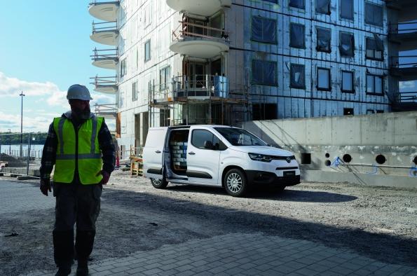 Toyota España renueva la gama Proace City