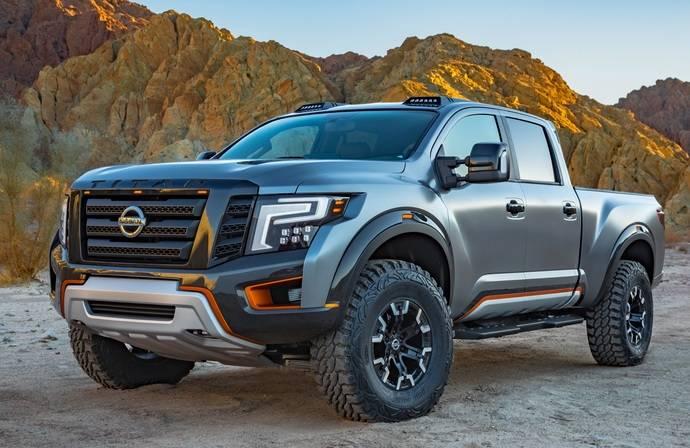 Nissan presenta la nueva Pick Up TITAN Warrior Concept