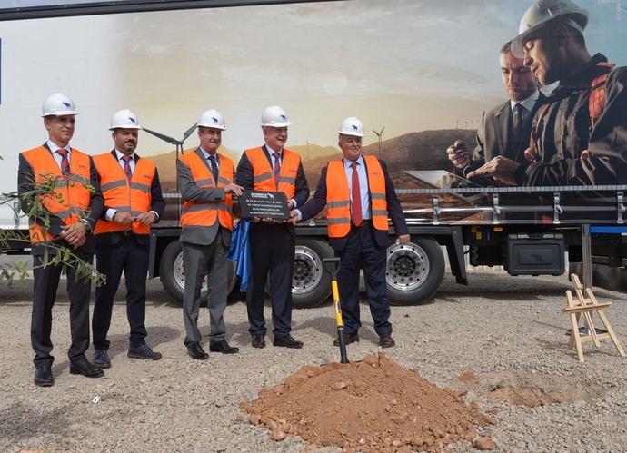 Schmitz Cargobull comienza la construcción de su nueva planta en Figueruelas