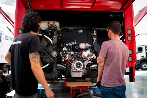 BeGas y economía circular: sustituir motores diésel
