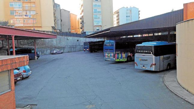 Obras de reforma en la estación de Béjar, por importe de 885.000 euros