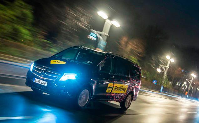 Mercedes-Benz Vans y Via unidas en empresa conjunta