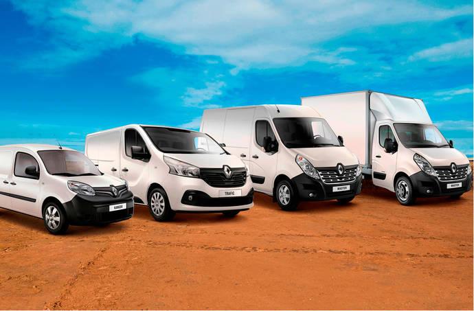 Las ventas de Renault alcanzan los 3,9 millones de vehículos vendidos, en 2018