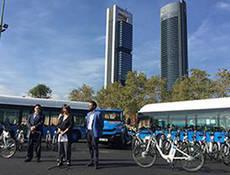 La EMT de Madrid decide asumir la gestión del servicio BiciMAD
