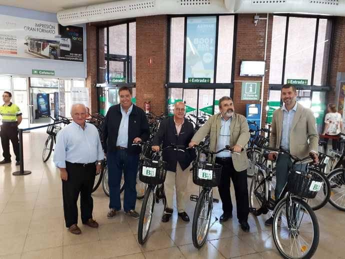 Bus+Bici Sevilla incorpora 45 nuevas bicicletas