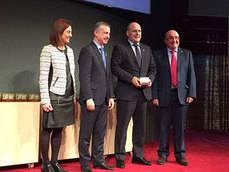 Autoridad Portuaria de Bilbao recibe el Bikain de plata
