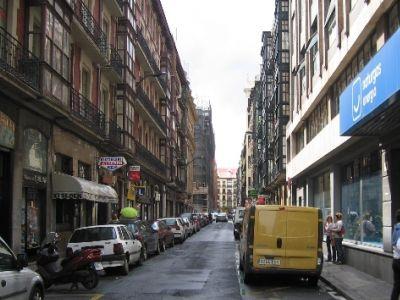 El proyecto Co-gistics se abre a transportistas y comerciantes en Bilbao