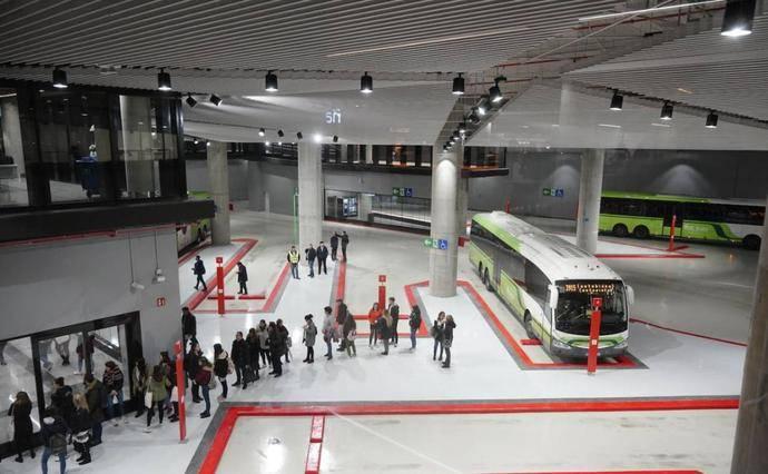 La tecnología de Kapsch ha contribuido a que la nueva estación intermodal Gallerano de Bilbao, inaugurada recientemente, sea intermodal, soterrada, segura y moderna.