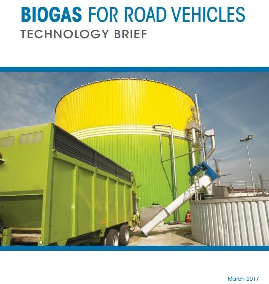 Ventajas del biogás para vehículos de carretera