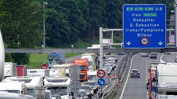 Las autoridades francesas son las responsables del embudo de Biriatou