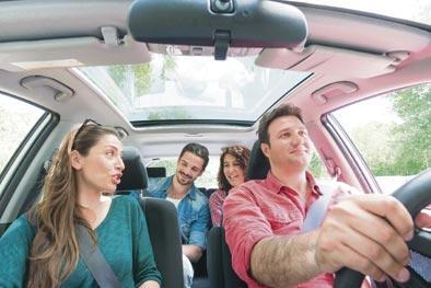 BlaBlaCar aumenta sus usuarios durante Navidad