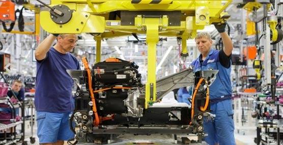 España supera los objetivos de producción de vehículos para 2016