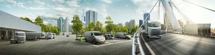Bosch ofrece múltiples soluciones para un transporte neutro en emisiones