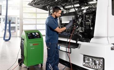 Bosch lanza una oferta de renting para el servicio de aire acondicionado