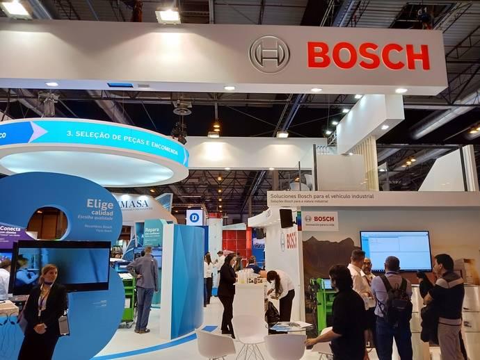 Bosch muestra nuevas soluciones para talleres y el mercado de la postventa