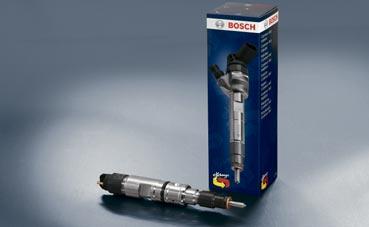 Bosch lanza sus nuevos sistemas de inyección diésel a alta presión