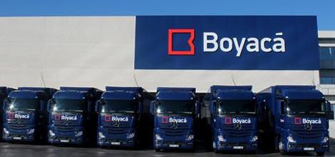 Boyacá, nuevo distribuidor de RBA en España