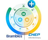 Brambles comparte su objetivo, para liderar el Sector en 2025