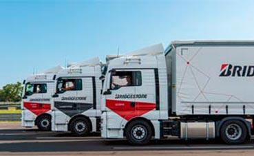 Bridgestone se suma al transporte sostenible