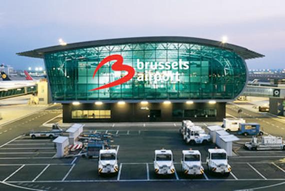 El aeropuerto de Bruselas renueva su flota con vehículos eléctricos y de gas natural