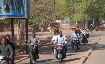 Scania introducirá un sistema de autobuses en Burkina Faso