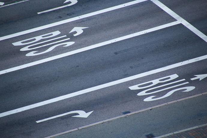 El Gobierno autoriza la implantación del carril Bus-Vao en la autovía A-2 en Madrid