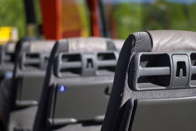 Los autobuses quedan fuera del plan de ayudas Plan Moves III