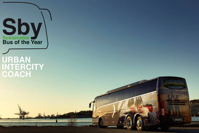 II edición de los Sustainable Bus Awards