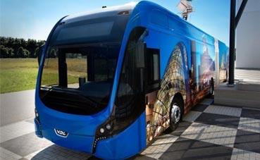 43 autobuses eléctricos rodarán por Holanda