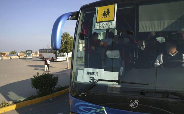 El transporte escolar, objetivo de la nueva campaña de vigilancia de DGT