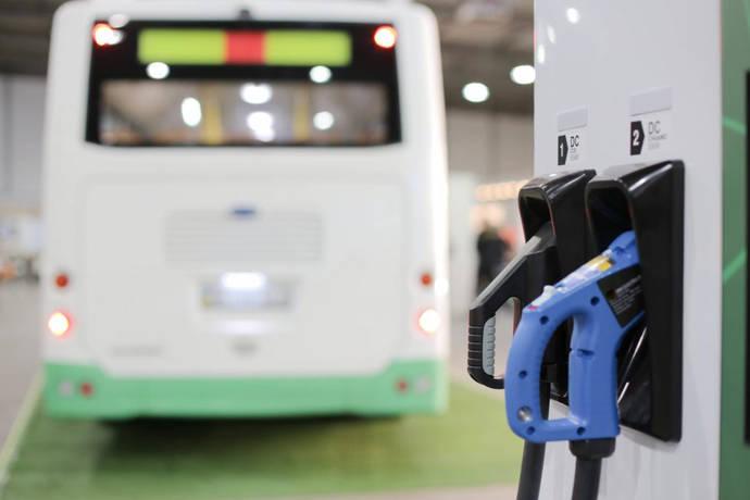 Raption 150 permite cargar autobuses eléctricos en cochera y terminal