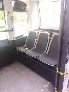 Cities Timanfaya, el autobús con nivel 5 de autonomía que operará en Lanzarote