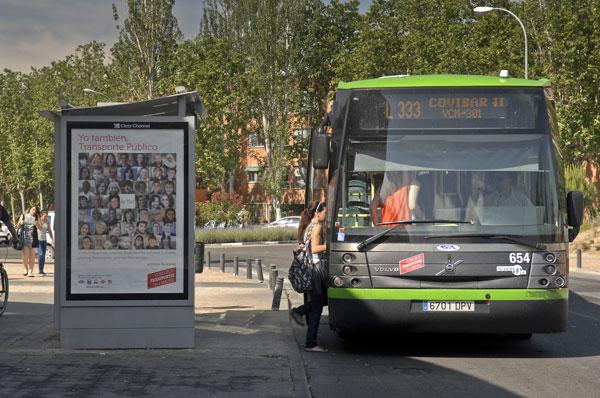 El transporte regular de Madrid ya tiene preacuerdo de convenio