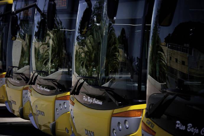 La huelga ferroviaria dispara las búsquedas de autobuses