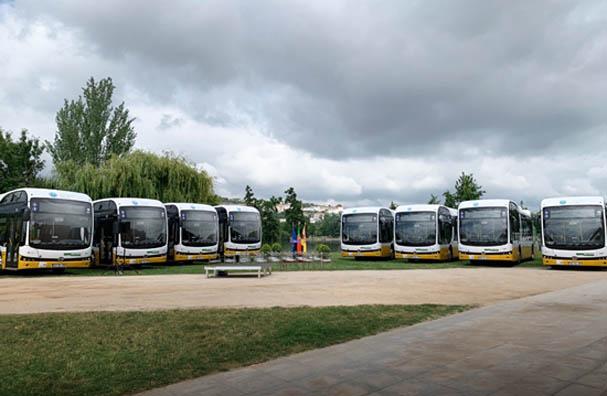 BYD irrumpe en el mercado de autobuses portugués