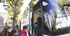 Castilla-La Mancha destina 13 millones de euros al transporte escolar