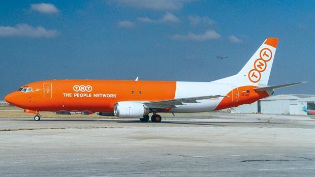 TNT lanza nueva ruta aérea entre Lieja y Malta