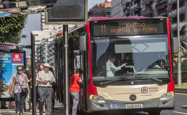 Nuevo reglamento de transporte urbano para la ciudad de Logroño