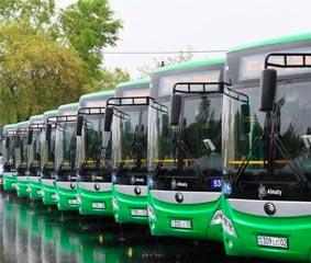 Busworld en Kazajistán apoya el desarrollo de autobuses de Asia Central
