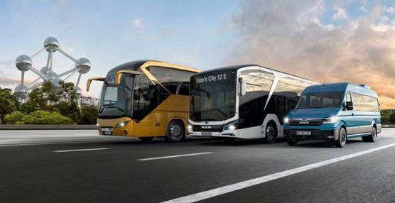 El Busworld en Bruselas atrajo a más visitantes este año