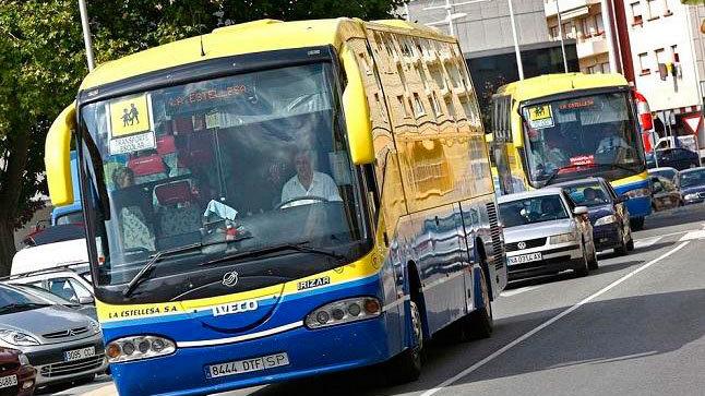 Paralización del concurso público de transporte escolar en Almería